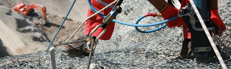 矿业基础设施