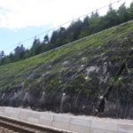 Slope Protection for Railway - MacMat R & Soil Nails