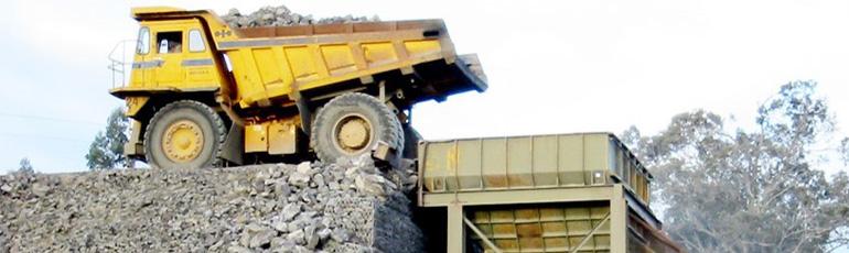 矿山道路 - 矿山基础设施