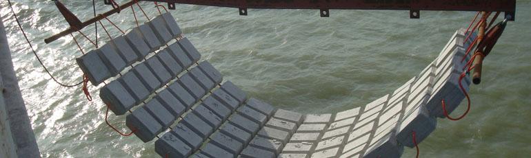 海底管线防护