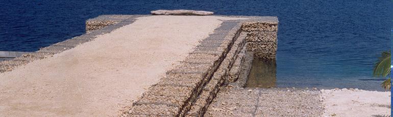 海堤及岸线防护结构