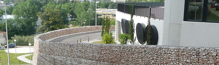 景观和建筑工程